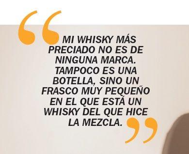 Confesiones de Stephan Lochbühler, un adicto al whisky.