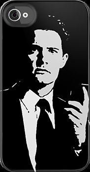 Dale Cooper. #iphone
