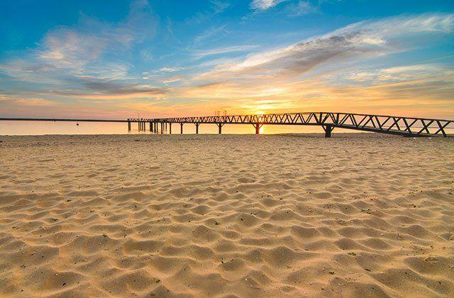 Diez Playas Para Perderse En Andalucía Costa De La Luz Estaciones De Esqui Playas Nudistas