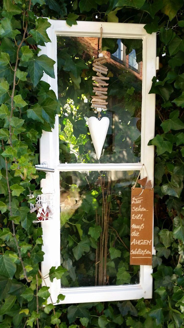 Alte Den Fenster Fur Garten Prucilla Garden Deco Cottage Garden Design Garden Windows