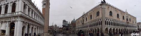 Plaza San Marcos de Venecia. By Carmen Gila