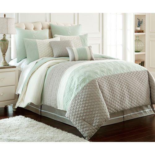 Palisades 8-Piece King Comforter Set