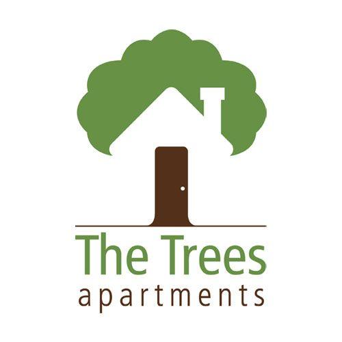 25 trending tree logos ideas on pinterest logo for Apartment logo inspiration