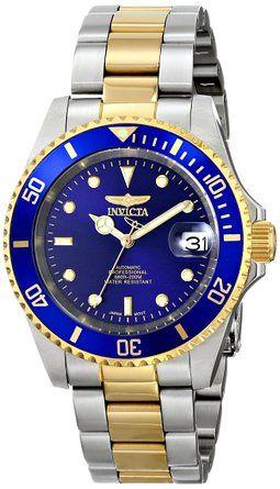 Invicta Men's 8928OB Pro Diver Two-Tone Watch