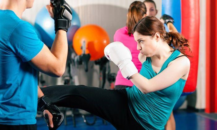 ATA Martial Arts - Oak Ridge North: 5 or 10 Krav Maga Classes with Gloves at ATA Martial Arts (Up to 77% Off)