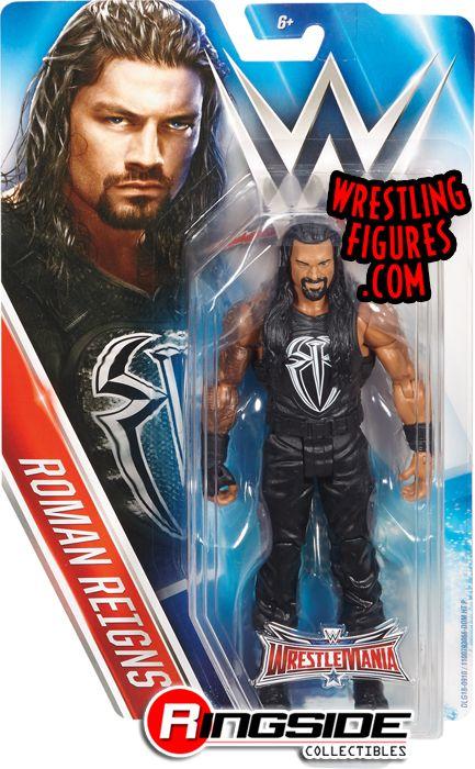 Roman Reigns - WWE Series