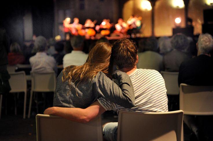 Een romantische avond bij het Cello8ctet Amsterdam tijdens het Zeeland Nazomerfestival 2016 ©Lex de Meester