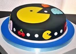 torta de bebe pacman - Buscar con Google