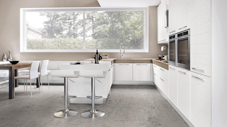 Adele project - Modern Kitchens - Cucine Lube