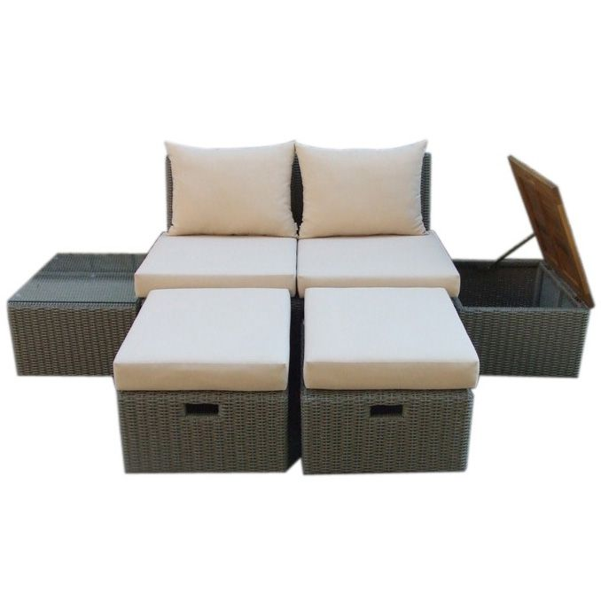 Eco Box Trinidad Lounge Set Next Day Delivery Eco Box Trinidad Lounge Set From Worldstores Everything For The Home Garden Furniture Pinterest