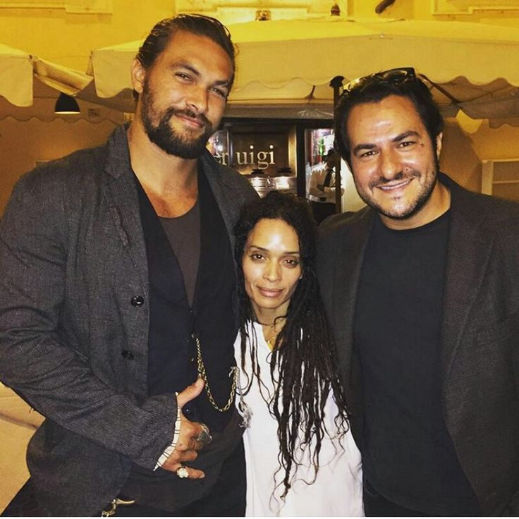 Jason Momoa Cheated: Beautiful New Picture From My Queen And Her Boy Jason