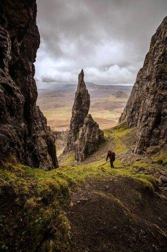The Needle. Skye. By Adam Bulley Photography