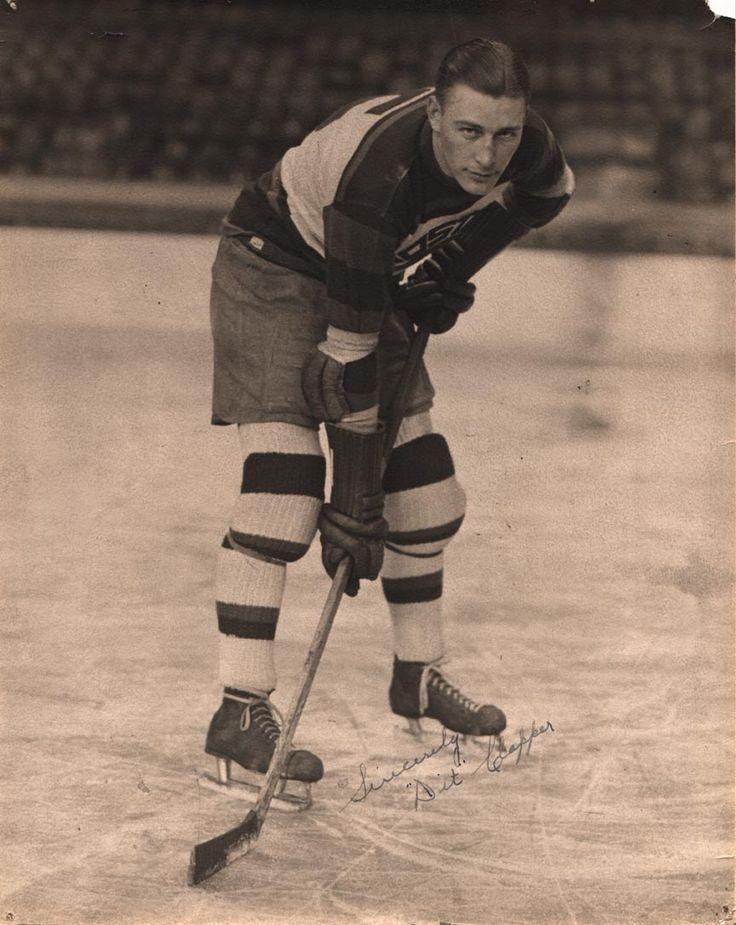 """Dit"" Clapper, Boston Bruins"