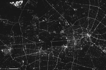 Berlin Twinkles in Highest-Res Image of City at Night | LiveScience