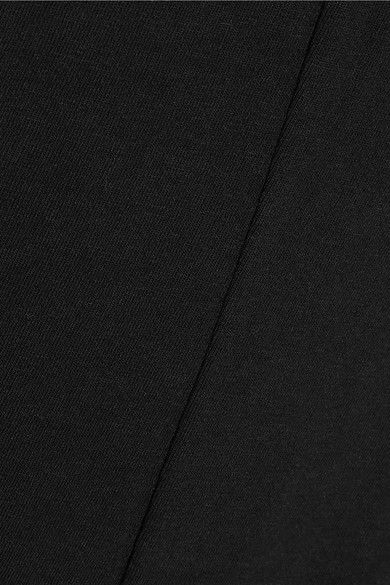 James Perse - Palazzo Cotton-jersey Jumpsuit - Black -