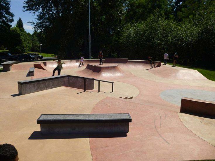 Seatac Skatepark, WA