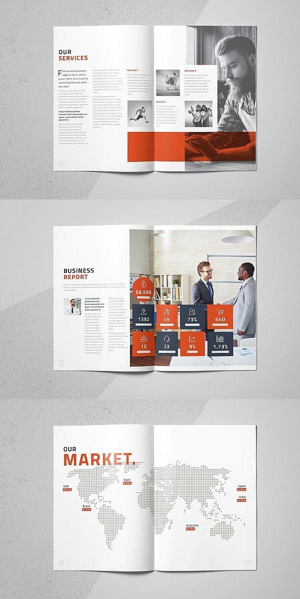 Business Brochure Vol 5 | Brochure Templates | Business