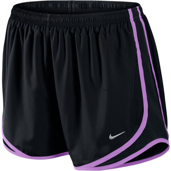 Nike Tempo löparshorts ❤ liked on Polyvore featuring shorts, nike shorts and nike