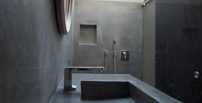 ... Design_Bad on Pinterest  Master bath, Grey bathrooms and Rough wood