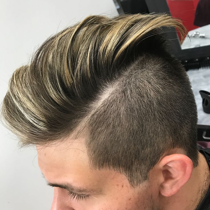 Highlights And Clipper Cut W Help From Wileys Barbering