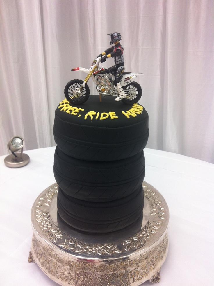 Groom S Cake Motorcycle Wedding Ideas Pinterest