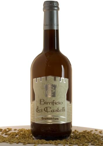 Birrificio dei Castelli - Frumentum, Italian Wheat Ale -  Arcevia (AN) #birra #beer