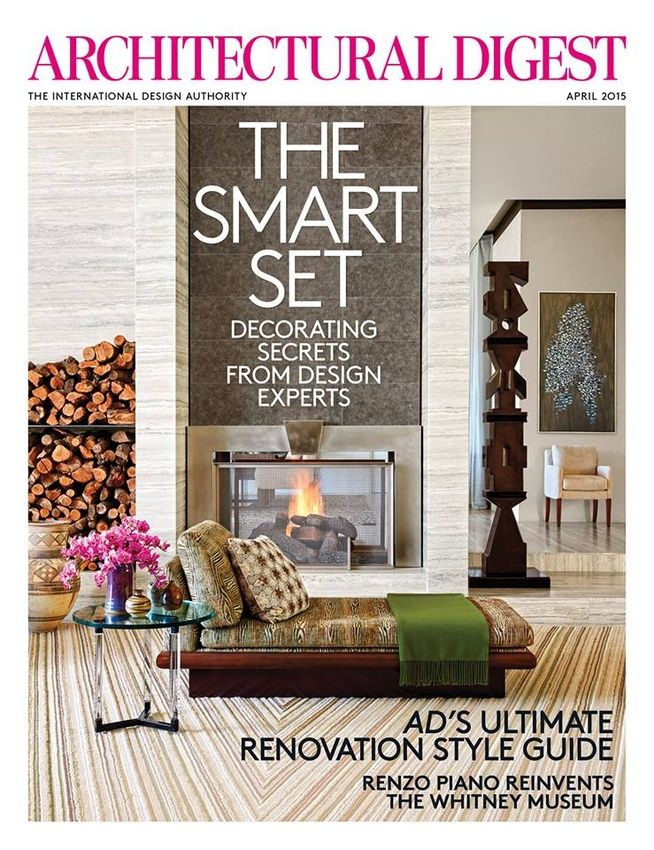 86 best architectural digest covers images on pinterest