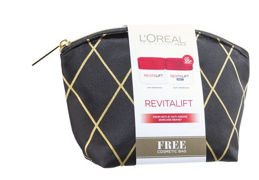 Struggling on that perfect gift? Farmers has got you sorted with their gift packs! Pop in today to grab this L'Oreal Paris Revitalift 3 Pack Gift Set!