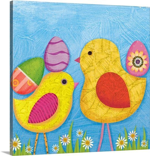 Springy Things - Chicks