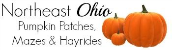 Northeast Ohio Pumpkin Patches, Corn Mazes and Hay Rides - Sisters Shopping on a Shoestring - http://www.sistersshoppingonashoestring.com/northeast-ohio-pumpkin-patches-corn-mazes-and-hay-rides