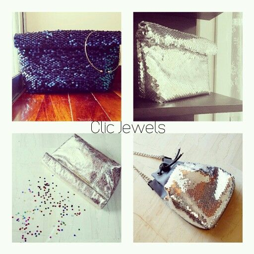 Shine bright this Xmas with one of my ClicBags!!!
