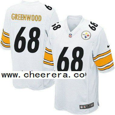 ... Yellow Nike 1933s Throwback Elite Jerseys Mens Pittsburgh Steelers 68  L.C. Greenwood White Retired Player NFL Nike Elite Jersey ... c45221109