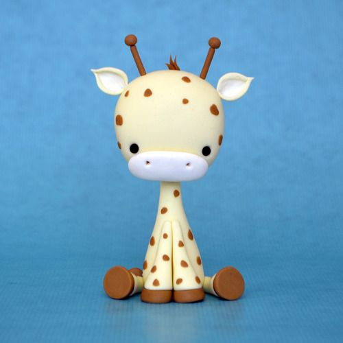 Baby Giraffe & other tutorials