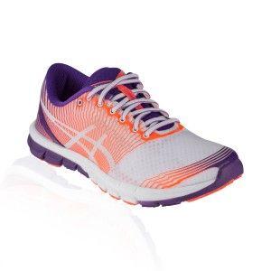 Asics - Gel Lyte 33 3 Running Shoe - Grape/White/Hot Coral