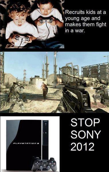 SONY2012, LOL