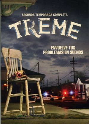 """Ekaina 2017 Junio. Crónica de la vida de varias personas de Nueva Orleans afectadas por el paso del huracán Katrina, que en agosto del 2005 devastó la costa de Louisiana. Treme es el nombre de un barrio bohemio de esta ciudad sureña, donde viven numerosos músicos y donde está ambientada esta aclamada serie del creador de """"The Wire""""."""