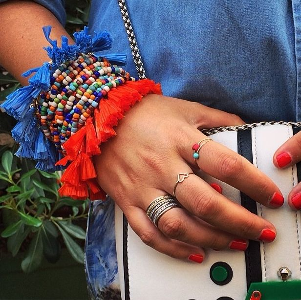 The colorful Stl Made in Italy are available at WWW.FINAEST.COM  | #stlmadeinitaly #finaest #fashion #bracelet #madeinitaly #pulsera