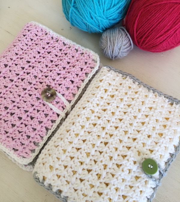 Crochet hook cases. SugarBeans.org