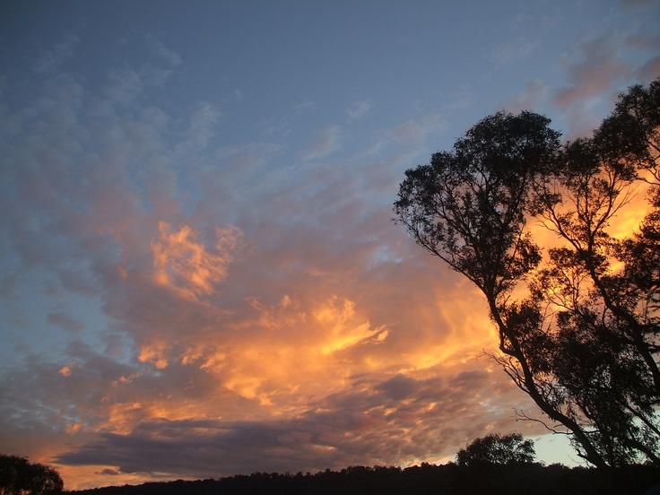 Sunrise @ home