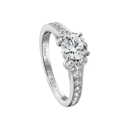 Cartier engagement rings for women