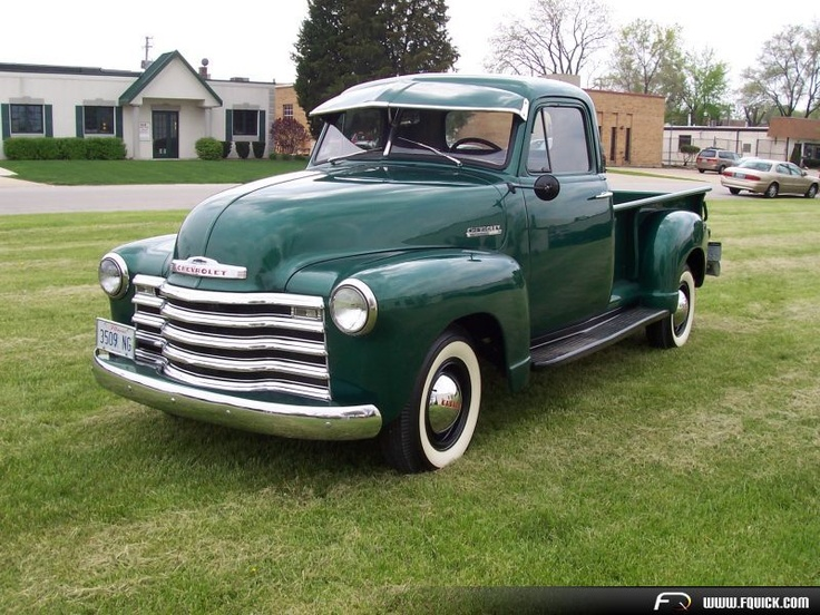 1951 Chevy Truck 3500 - I want!