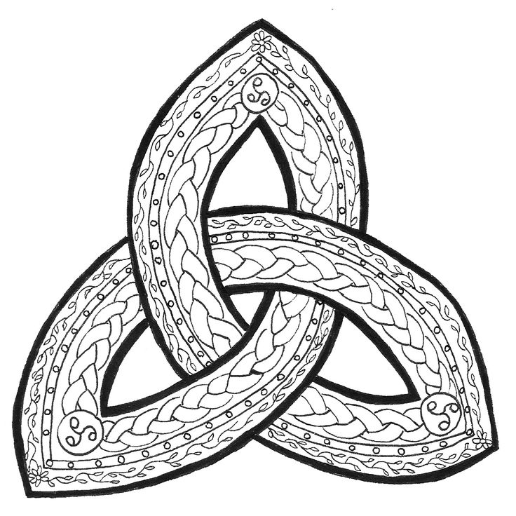 97 best CELTIC KNOTS AND ZENTANGLE images on Pinterest