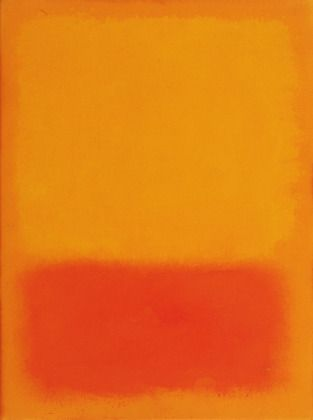 "Untitled  Mark Rothko (American, born Russia (now Latvia). 1903-1970)  (1968). Synthetic polymer paint on paper, 17 7/8 x 23 7/8"" (45.4 x 60.8 cm). Gift of The Mark Rothko Foundation, Inc. © 2012 Kate Rothko Prizel & Christopher Rothko / Artists Rights Society (ARS), New York."