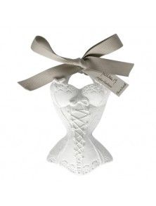 Mathilde M. Detalles de boda: Corse perfumado Mathilde M Esculpido en escayola