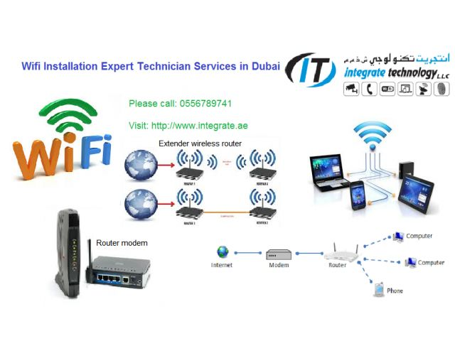 Du internet setup in Dubai and etisalat router installation IT technician al warqaa 2 - 1Emirates UAE MIDDLE EAST SOUTH ASIA FREE ADVERTISING CLASSIFIED