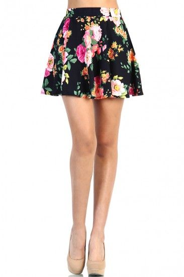 9 Best Skater Skirts In Different Colors For Women