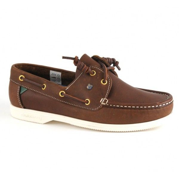 Dubarry Admirals Deck Shoe, color Marrón, talla 38