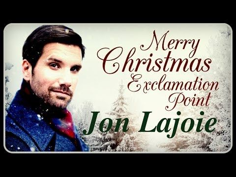 Merry Christmas Exclamation Point (Jon Lajoie) - Texting Merry Christmas to people you don't care about.  Perfect.