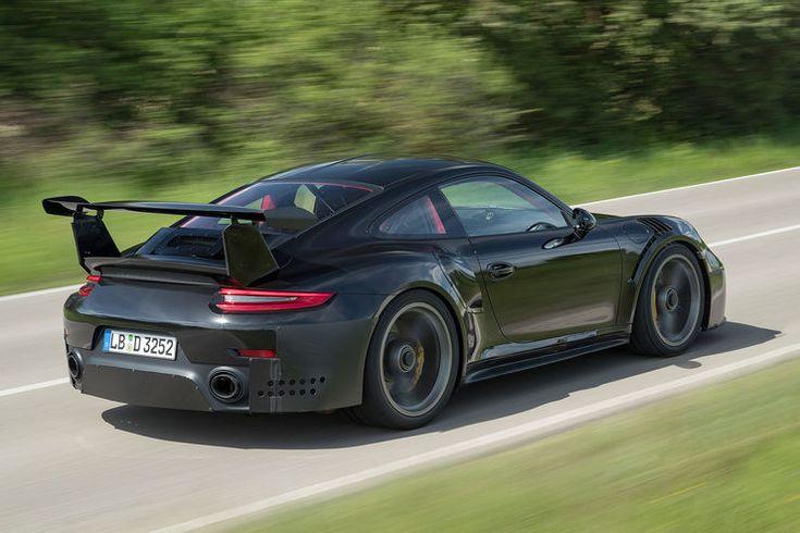 Video: 2018 Porsche 911 GT2 RS Launch Control and Sound - GTspirit