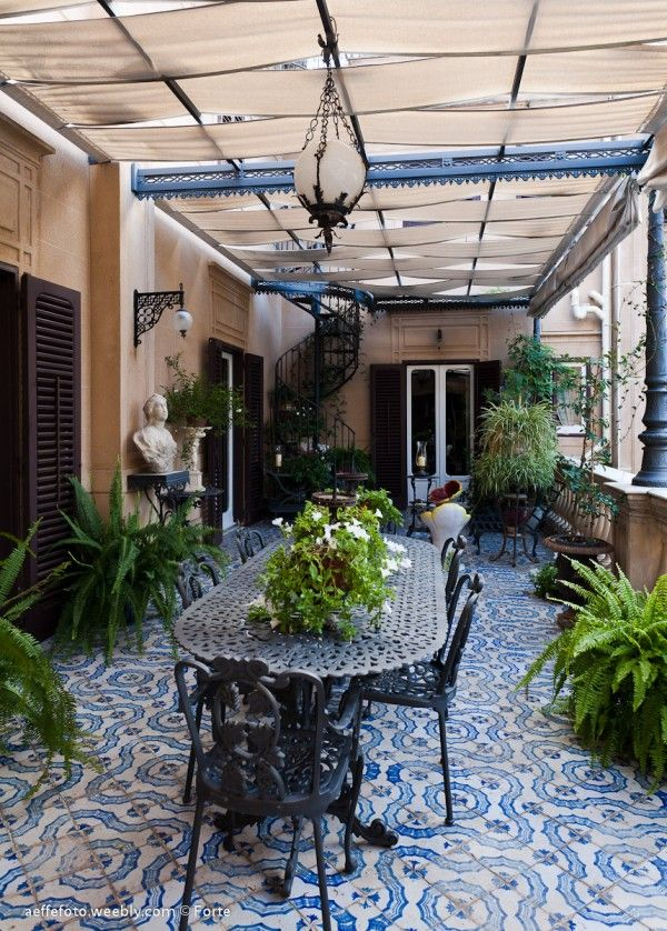 21 best images about italia palazzo francavilla on pinterest palermo libraries and photos - Giardino d inverno ...